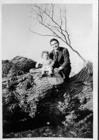 Otto and Young Veronica, Easton Royal