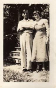 Everett & Nellie Payne