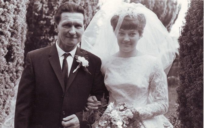 Otto and Veronica, Wedding 1967