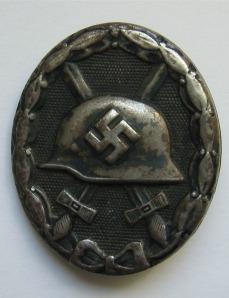 German Wound Badge in Black