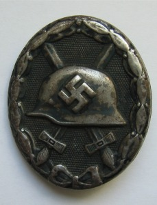 German Wound Badge in Black