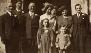 Eddie Taplin  Norah Murray Wedding (2)