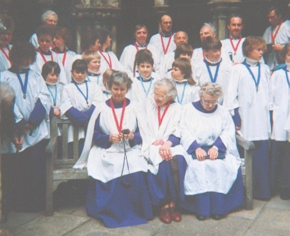 Salisbury Cathedral c.1990