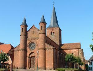 Saint-Adelphe Protestant Church, Neuwiller-lès-Saverne