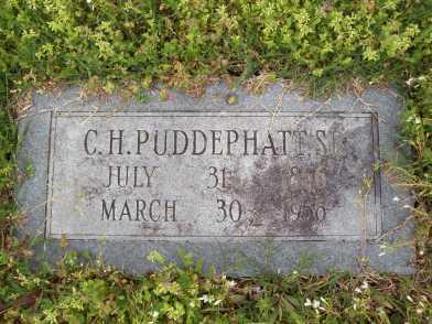 Charles Puddephatt