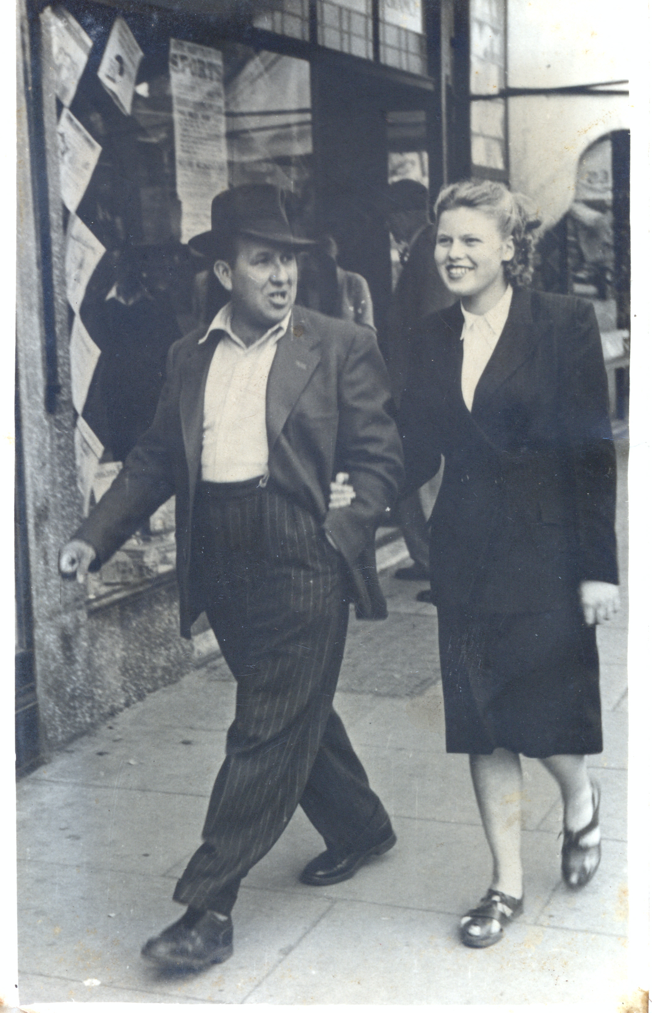 Frank Cartlidge and the Women He Loved